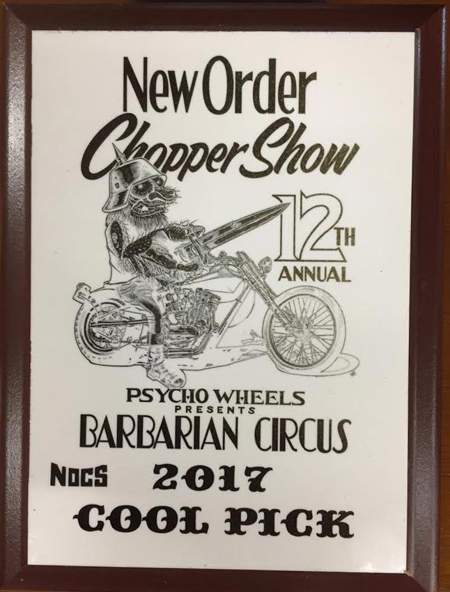 KOBE NEW ORDER CHOPPER SHOW 2017.07.02 SUN
