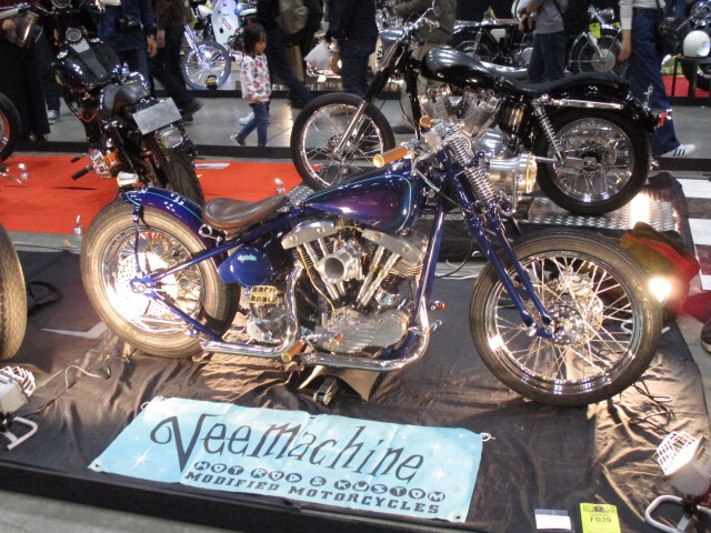 MOON EYES 主催 HOTROD CUSTOM SHOW 2017  on December 3, 2017 at PACIFICO YOKOHAMA , Japan.